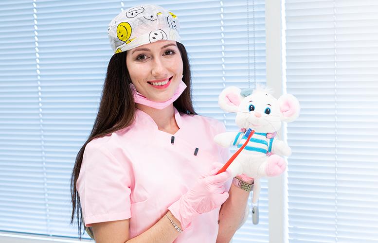 Zubár pre deti | Detský zubár | Detská stomatológia | MDDr. Andrea Hrubá